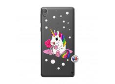 Coque Sony Xperia E5 Sweet Baby Licorne