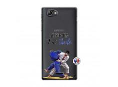 Coque Sony Xperia J Je peux pas j'ai Judo