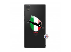 Coque Sony Xperia L1 Coupe du Monde Rugby-Italy