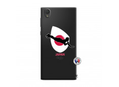 Coque Sony Xperia L1 Coupe du Monde Rugby-Japan