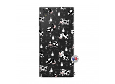 Coque Sony Xperia L1 Cow Pattern
