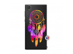 Coque Sony Xperia L1 Dreamcatcher Rainbow Feathers