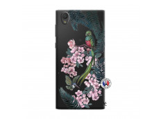 Coque Sony Xperia L1 Flower Birds