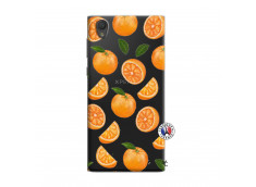 Coque Sony Xperia L1 Orange Gina
