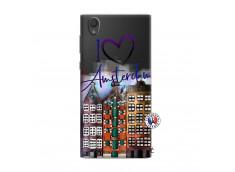 Coque Sony Xperia L1 I Love Amsterdam