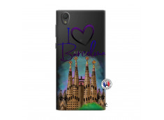 Coque Sony Xperia L1 I Love Barcelona