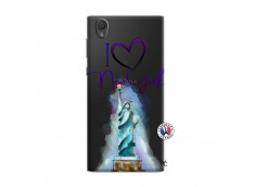 Coque Sony Xperia L1 I Love New York
