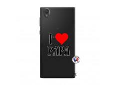 Coque Sony Xperia L1 I Love Papa