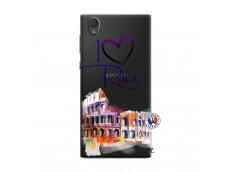 Coque Sony Xperia L1 I Love Rome
