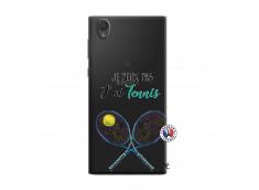 Coque Sony Xperia L1 Je Peux Pas J Ai Tennis