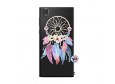 Coque Sony Xperia L1 Multicolor Watercolor Floral Dreamcatcher