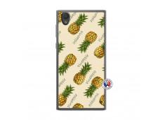 Coque Sony Xperia L1 Sorbet Ananas Translu