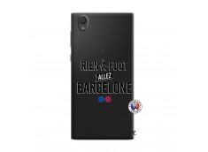 Coque Sony Xperia L1 Rien A Foot Allez Barcelone