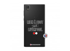 Coque Sony Xperia L1 Rien A Foot Allez Liverpool