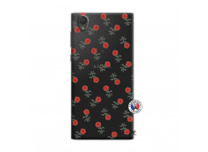 Coque Sony Xperia L1 Rose Pattern