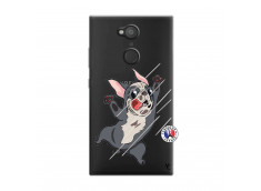 Coque Sony Xperia L2 Dog Impact
