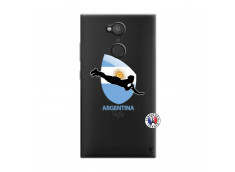 Coque Sony Xperia L2 Coupe du Monde Rugby-Argentina