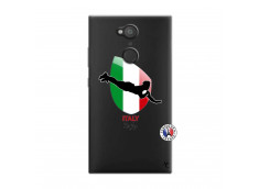 Coque Sony Xperia L2 Coupe du Monde Rugby-Italy
