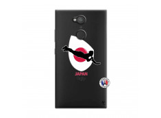 Coque Sony Xperia L2 Coupe du Monde Rugby-Japan
