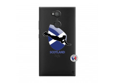 Coque Sony Xperia L2 Coupe du Monde Rugby-Scotland