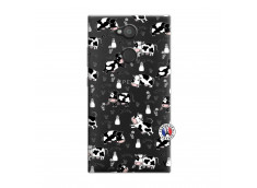 Coque Sony Xperia L2 Cow Pattern
