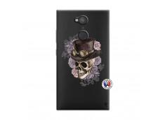 Coque Sony Xperia L2 Dandy Skull