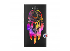 Coque Sony Xperia L2 Dreamcatcher Rainbow Feathers
