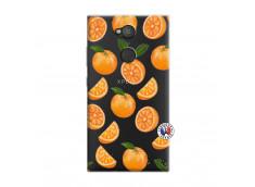 Coque Sony Xperia L2 Orange Gina