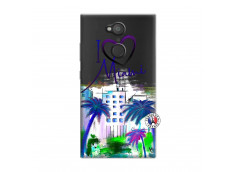 Coque Sony Xperia L2 I Love Miami