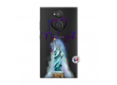 Coque Sony Xperia L2 I Love New York
