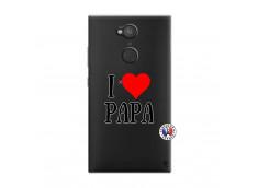 Coque Sony Xperia L2 I Love Papa