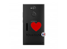 Coque Sony Xperia L2 I Love Toulouse