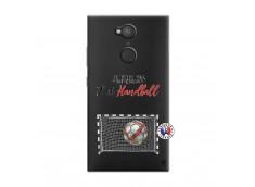 Coque Sony Xperia L2 Je peux pas j'ai Handball