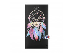 Coque Sony Xperia L2 Multicolor Watercolor Floral Dreamcatcher