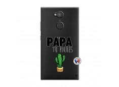 Coque Sony Xperia L2 Papa Tu Piques