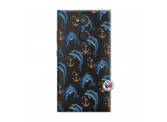 Coque Sony Xperia L2 Dauphins