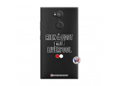 Coque Sony Xperia L2 Rien A Foot Allez Liverpool