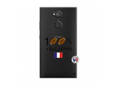 Coque Sony Xperia L2 100% Rugbyman