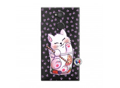 Coque Sony Xperia L2 Smoothie Cat