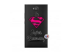 Coque Sony Xperia L2 Super Maman