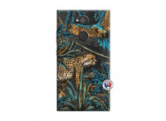 Coque Sony Xperia L2 Leopard Jungle