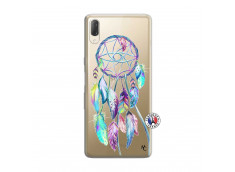 Coque Sony Xperia L3 Blue Painted Dreamcatcher