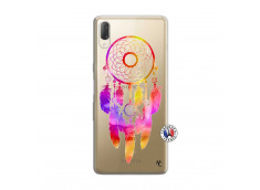 Coque Sony Xperia L3 Dreamcatcher Rainbow Feathers