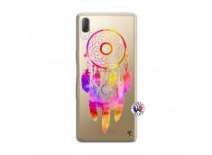 Coque Sony Xperia L3 Dreamcatcher Rainbow Feathers