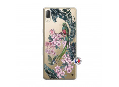 Coque Sony Xperia L3 Flower Birds