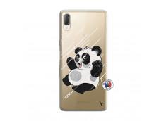 Coque Sony Xperia L3 Panda Impact
