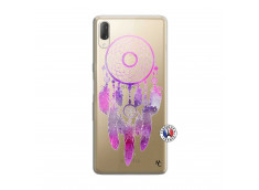 Coque Sony Xperia L3 Purple Dreamcatcher