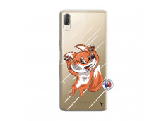 Coque Sony Xperia L3 Fox Impact