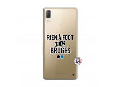 Coque Sony Xperia L3 Rien A Foot Allez Bruges
