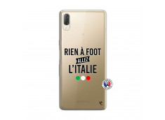 Coque Sony Xperia L3 Rien A Foot Allez L'Italie
